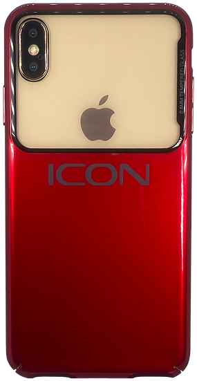High Gloss | Business Series | iPhone Case | Ruby Red