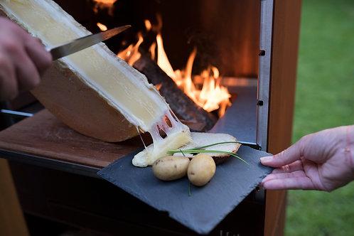 Tole - Plaque de cuisson Raclette