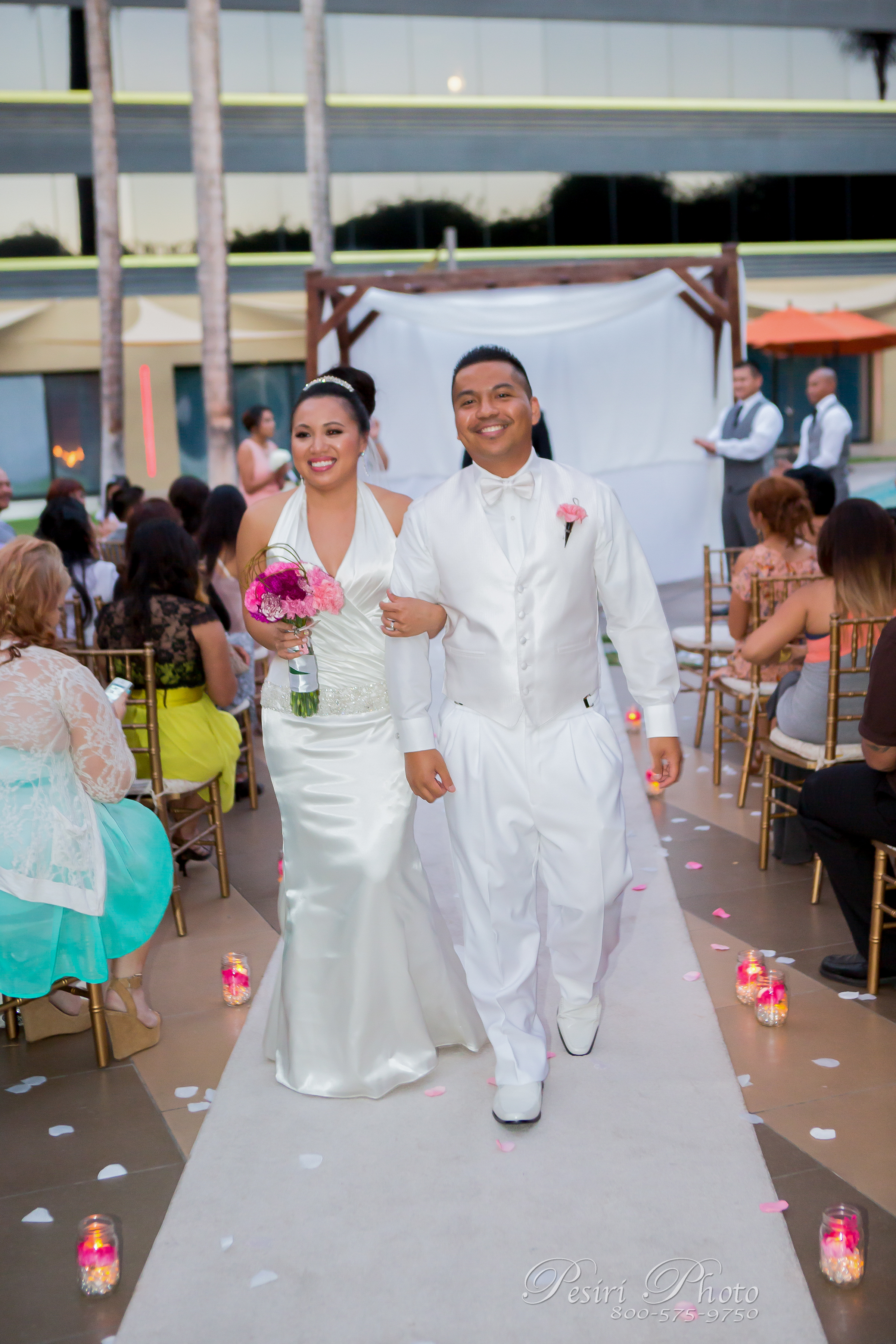 DoubleTree Monrovia wedding