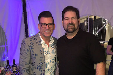 Joseph Pesiri With David Tutera