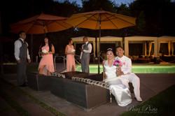 DoubleTree Monrovia wedding By Pesir