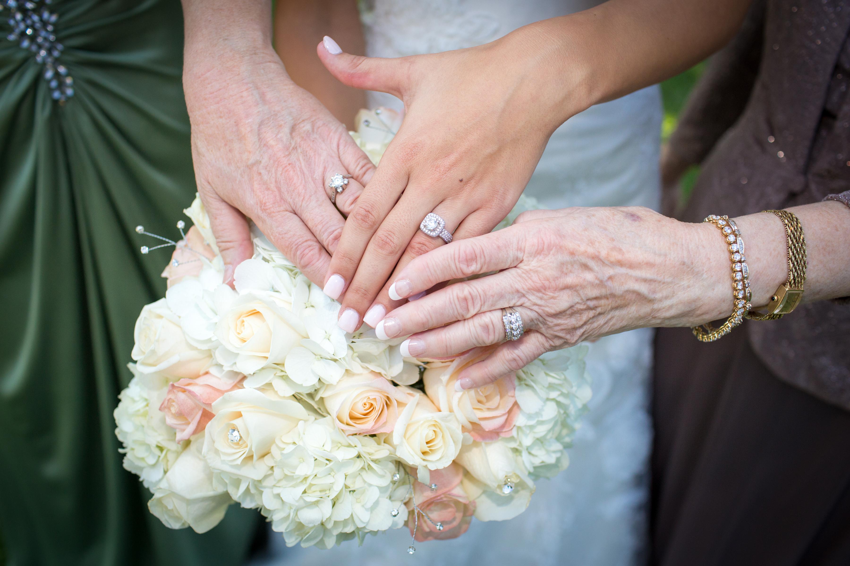 3 generations ring shot