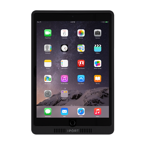 AP.7 מארז- iPad pro 10.5 / 7th Gen 10.2 שחור launchport- IPORT