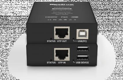 מרחיק HDMI  משולב עם מרחיק USB- EXP-EX-80-KVM