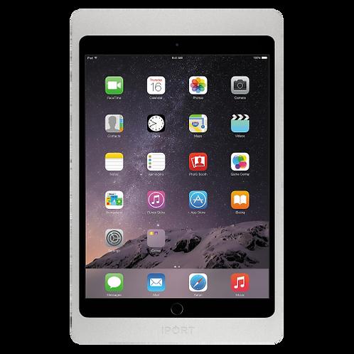 מארז טעינה LUXE כסוף- iPad pro 10.5 / 7th Gen 10.2