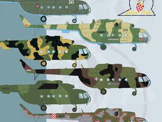 BM-7212 Mi-8 BALKAN VETERANS