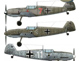 BM-W03 JG-54 COLORFULL EMILS 1/48