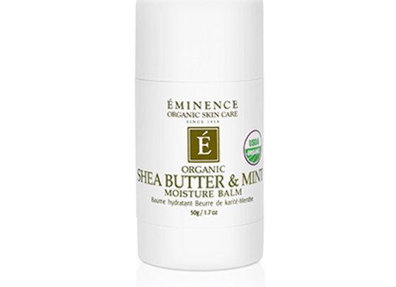 Shea Butter & Mint Moisturizer Balm