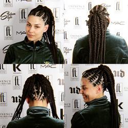 Stitch braids