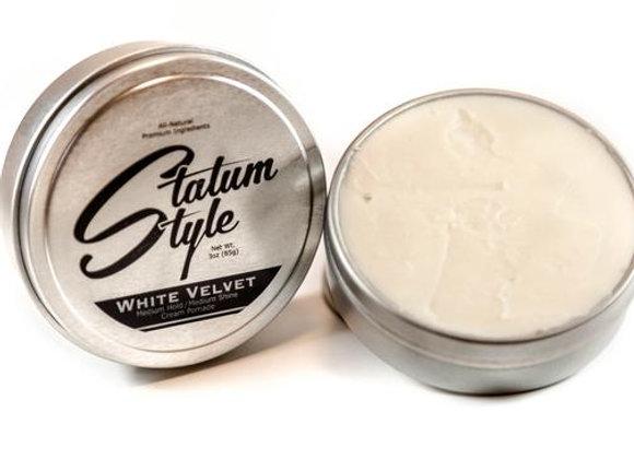 Statum 'White Velvet' Cream Pomade