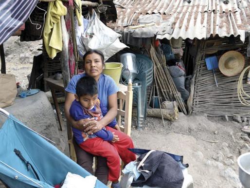 De Mano a Mano ayuda a superar la adversidad a las familias de Puebla