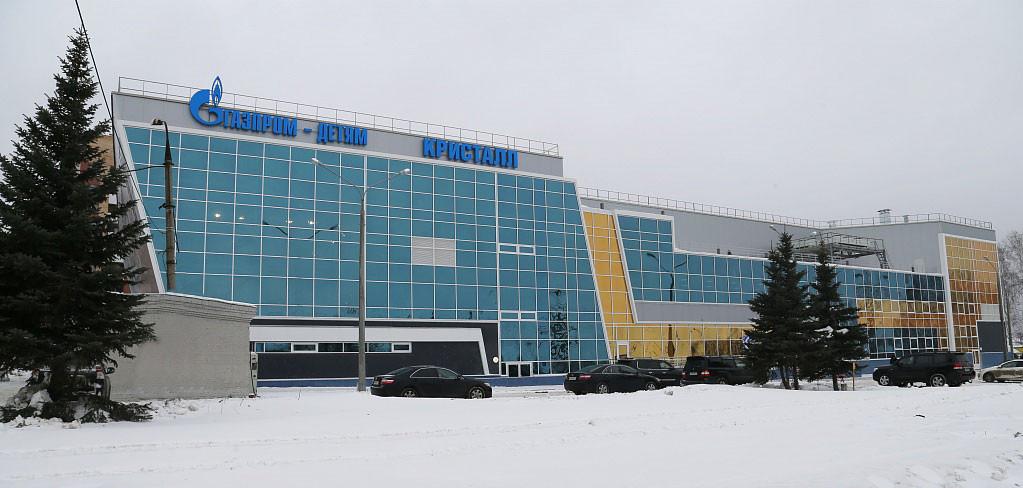 Спортивное здание