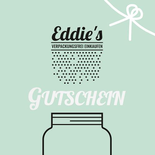 Eddie's Gutschein – ab