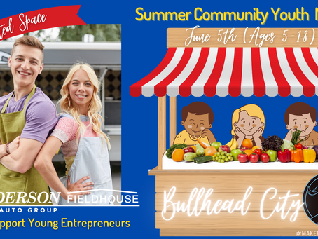 Wanted- Young Entrepreneurs for YOUTH MARKET