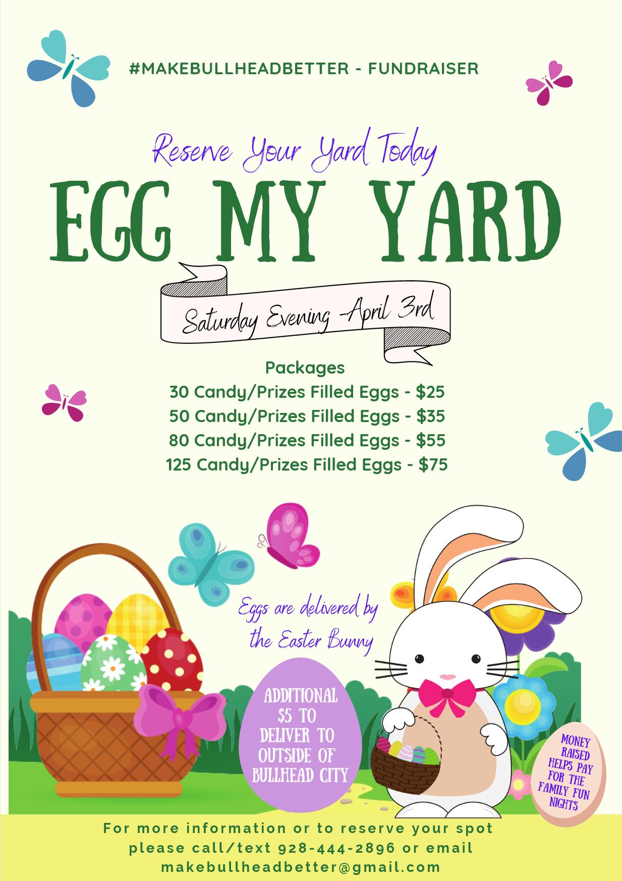 Egg My Yard