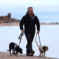 The Exmouth Dog Walker Pete Crofts