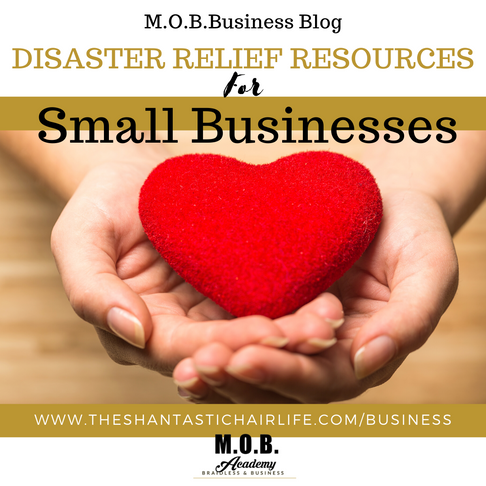Disaster Relief Resources for Small Businesses