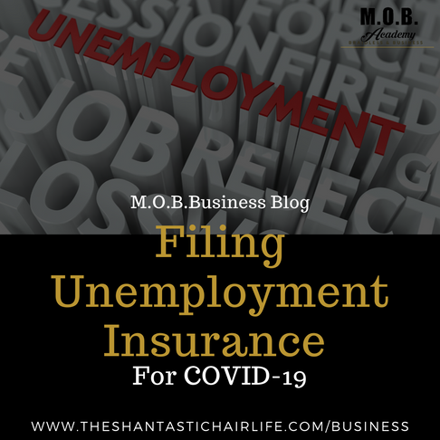 Filing Unemployment Insurance for COVID-19