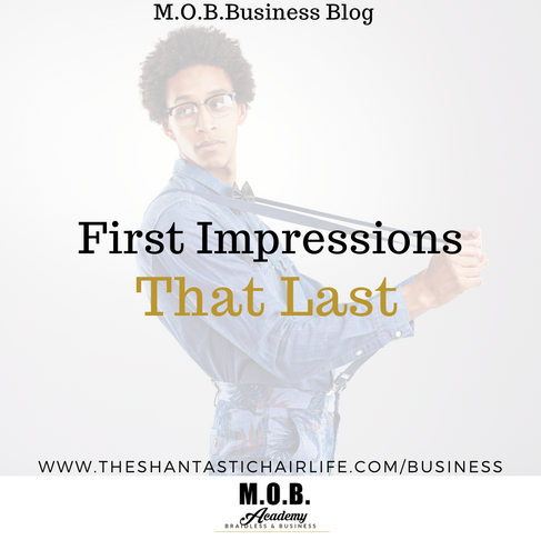 First Impressions That Last