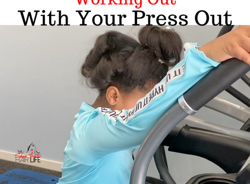 Working Out With Your Press Out