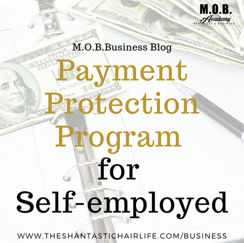 Payment Protection Plan Loan for Self-Employed
