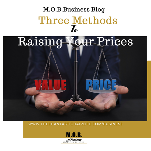 Three Methods To Raise Your Prices In 2020
