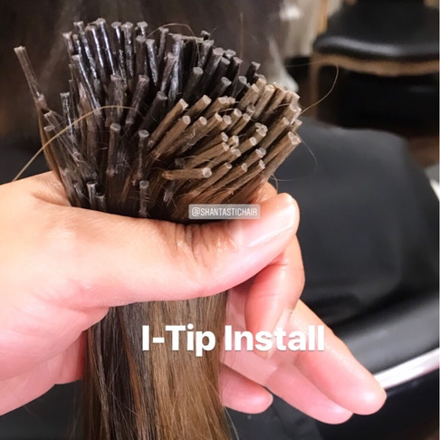 I-Tip Extensions