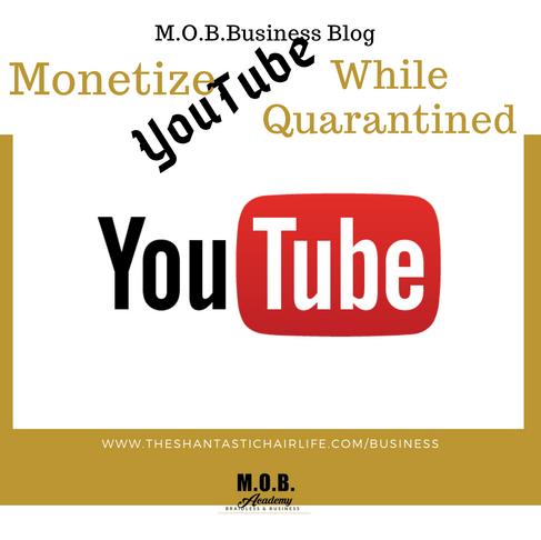 Monetize Your YouTube While Quarantined