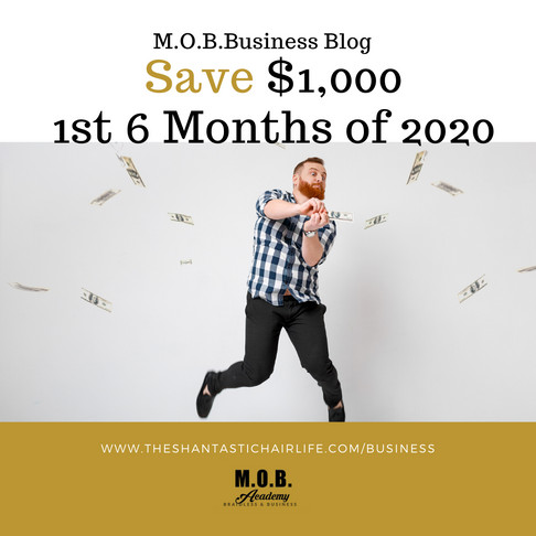Save $1,000 First Six Months of 2020