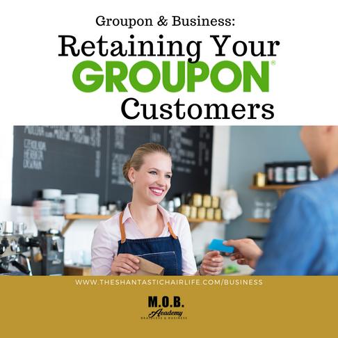 Groupon & Business: Retaining Your Groupon Customers