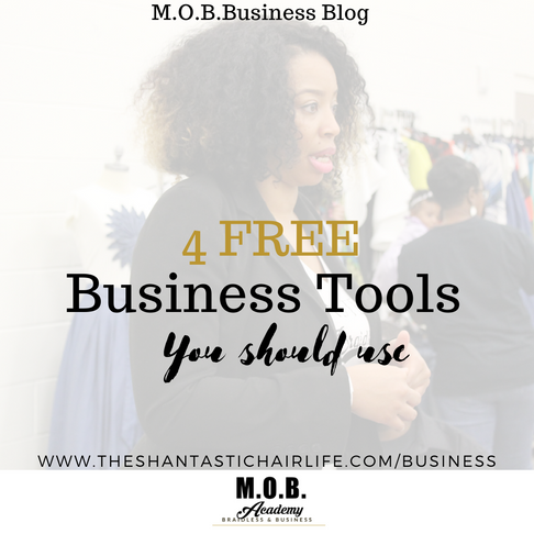 4 Free Business Tools You Should Use