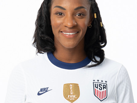Episode 29: Crystal Dunn