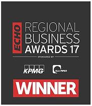 Liverpool Echo Regional Business Awards logo