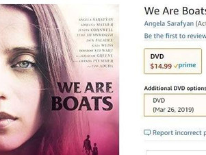 """""""We Are Boats"""" is now out on Video"""