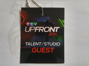 Arrived at Canadian Upfronts
