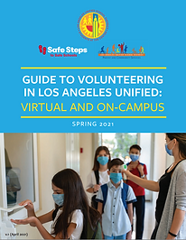 Virtual and on-campus parent volunteer g