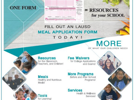 SCHOOL UPDATES - WEEK OF 10/25