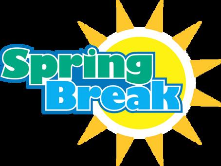 SCHOOL UPDATES - WEEK OF 3/29