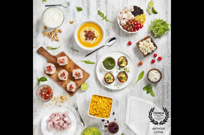 Foodstylist: Emil Vega / Odile Abud