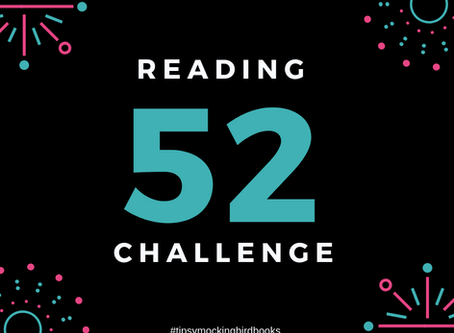 Reading Challenge: July Reads