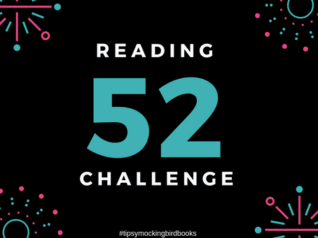 Reading Challenge: August (and July) Reads