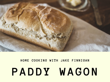 Paddy Wagon: Soda Bread
