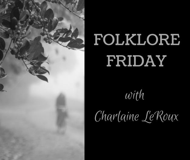 Folklore Friday: The Black-Eyed Children
