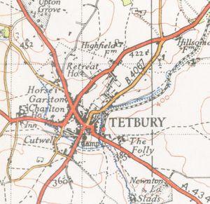 The Ingleburn/ Tetbury Avon