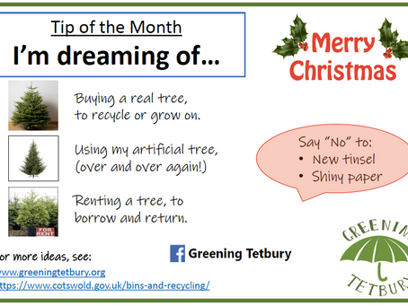 Green tips for Christmas