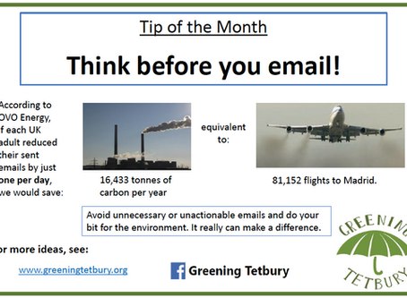 Think before you email