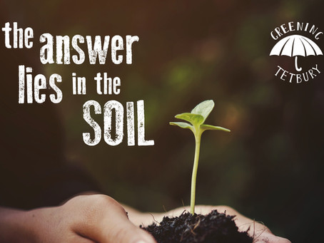 """Presentations from """"The answer lies in the soil"""" event 22 September 2021"""