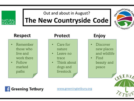 Tip of the Month: The New Countryside Code