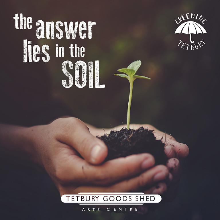The answer lies in the soil