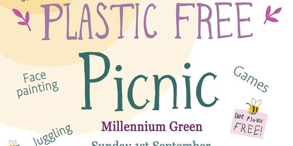 Tetbury Single-use Plastic Free Picnic